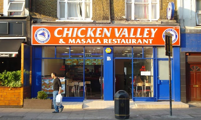 Halal Restaurants Near London Waterloo