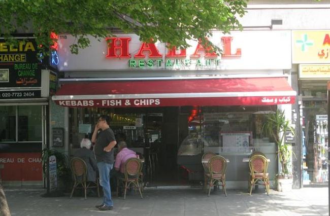 Indian Restaurant Near Marble Arch London