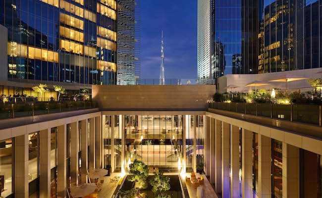 Irhal news for Dubai hotels special offers