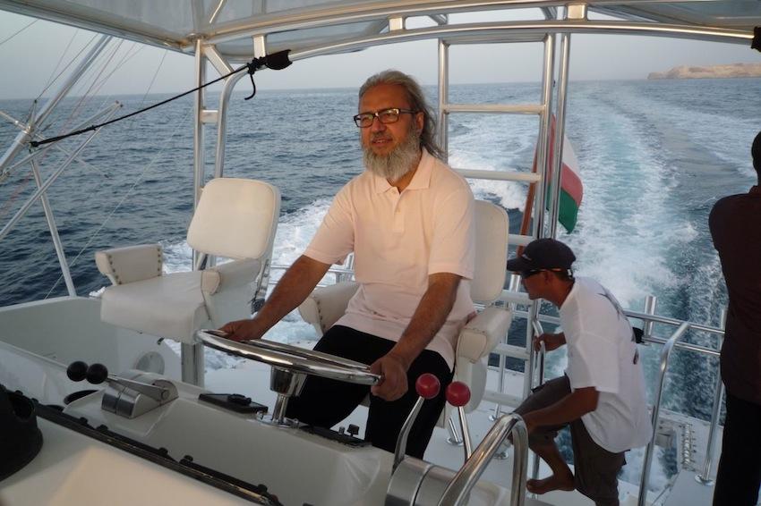 Irfan Ahmad Muscat