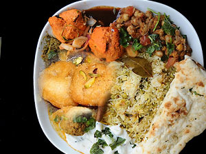 Irhal home for Al hamra authentic indian cuisine