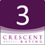 Halal Friendly Hotel Rating provided  by       Crescentrating (www.crescentrating.com)