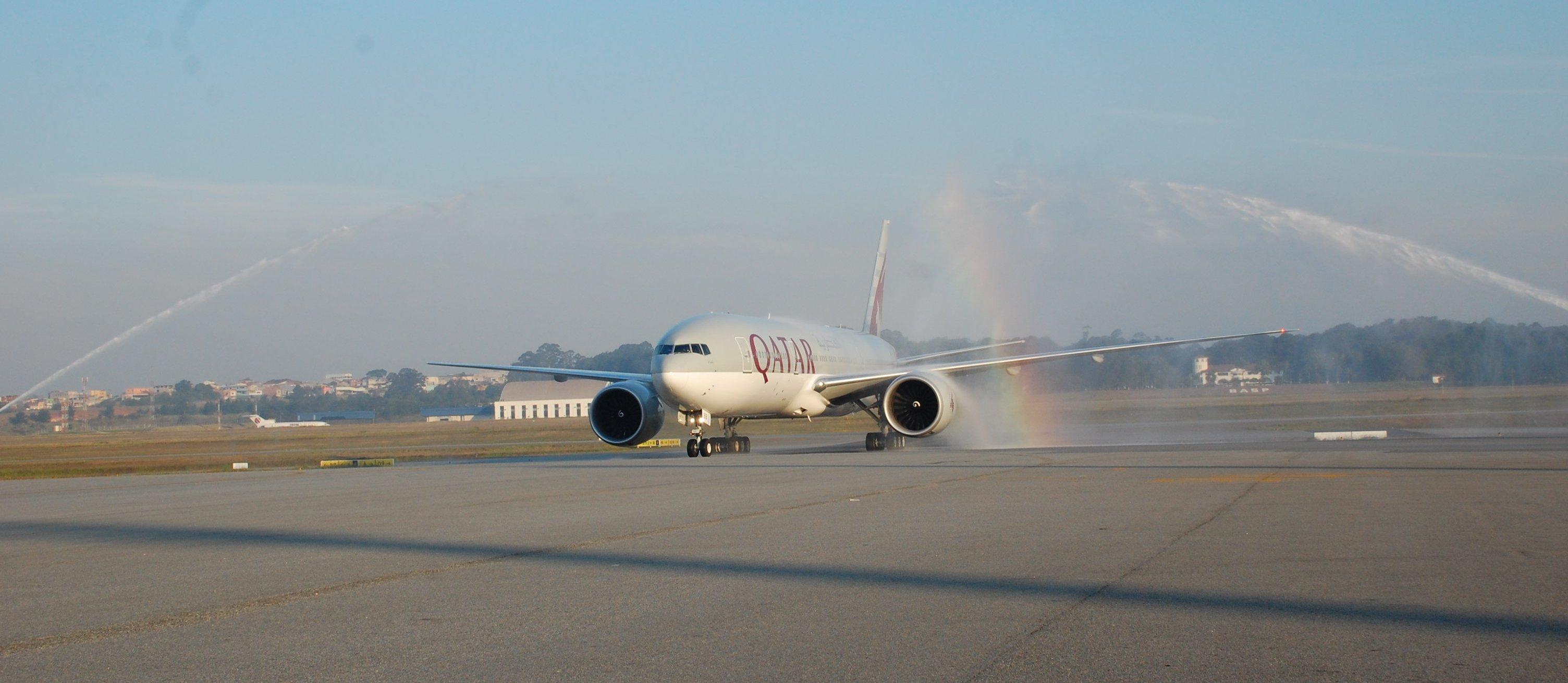 Irhal news for Oficina qatar airways madrid