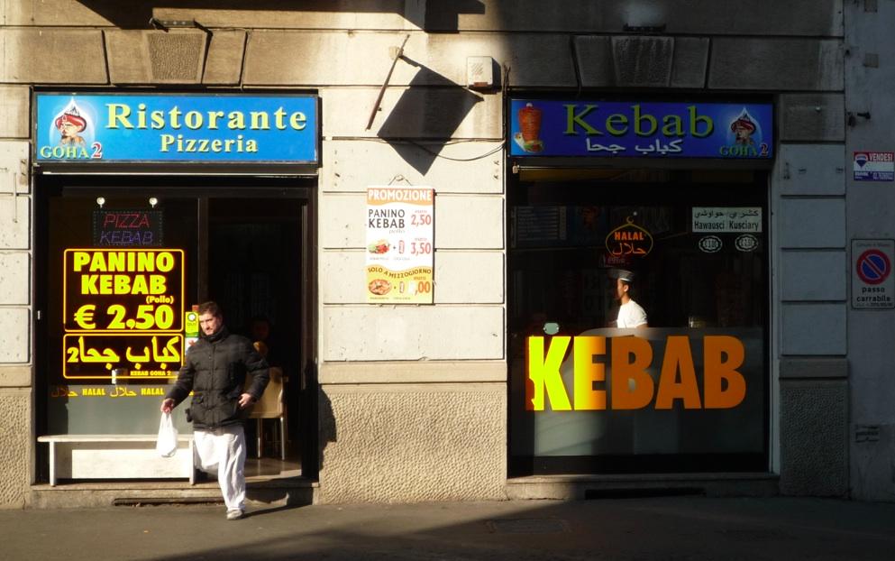 Halal Restaurant Milan Italy